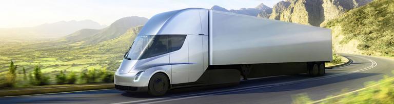 Tesla Semi HGV
